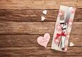Mit Liebe on Valentines Day or anniversary
