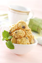 Mix Cookies Royalty Free Stock Photo