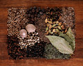 Mix spice Royalty Free Stock Photo