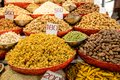 Mix Of Various Dried Fruits On...