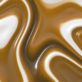 Mixed Chocolate Cream  Stock Photo
