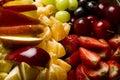 Mixed fruits Royalty Free Stock Photos