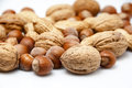 Royalty Free Stock Photos Mixed nuts