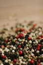 Mixed pepper Royalty Free Stock Photo