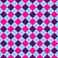 Mixed purple sweater texture Royalty Free Stock Photo