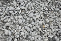 Mixed small gravels and asphalt Royalty Free Stock Photography