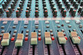 Mixing desk Stock Images