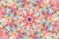 Målat multicolor för bakgrund Arkivbilder