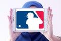 MLB , Major League Baseball logo