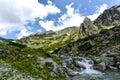 Mlynicka dolina, Vysoke Tatry (Mlinicka valley, High Tatras) - Slovakia