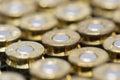9mm bullet Royalty Free Stock Photo