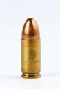 9mm bullet Royalty Free Stock Photo