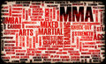 MMA Stock Photo