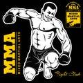 MMA fighter design