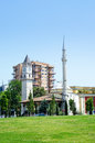 Mmain square of Tirana Royalty Free Stock Photo