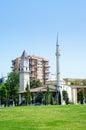 Mmain square of Tirana Royalty Free Stock Photo
