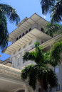 The Moana Hotel, Waikiki, Oahu, Hawaii Royalty Free Stock Photo