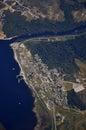 Moana township Royalty Free Stock Photo