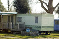 Mobile home Stock Images
