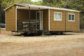 Mobile homes Royalty Free Stock Photography