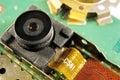 Mobile phone camera Royalty Free Stock Photo