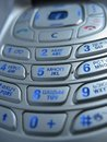Mobile telephone Royalty Free Stock Photo