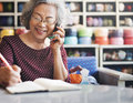 Mobility Calling Customer Support Order Concept Royalty Free Stock Photo