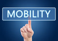 Mobility Royalty Free Stock Photo