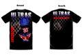 Mock up t shirt design