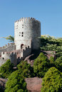 Model of Rumeli Fortress Royalty Free Stock Image