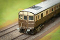 Model train carriage Stock Photos