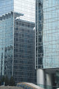 Modern architecture, building, glass curtain wall Royalty Free Stock Photo
