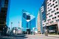 Modern Architecture In Estonian Capital, Tallinn Royalty Free Stock Photo