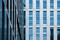 Modern architecture office building bank financial tower Royalty Free Stock Photos