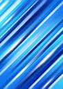 Modern background blue design of abstrac Stock Photography