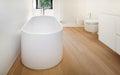 Modern bathtub Royalty Free Stock Photo
