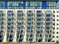 Modern block Royalty Free Stock Photography