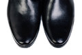 Modern boots Royalty Free Stock Photos