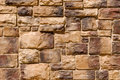 Modern Brick Wall Background Royalty Free Stock Images