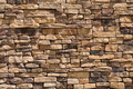 Modern Brick Wall Background Royalty Free Stock Photos