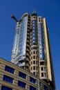 Modern build details Stock Images