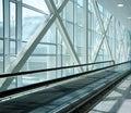 Modern building interior Royalty Free Stock Image