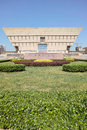 Modern building the scenery of shanxi museum in taiyuan shanxi china Royalty Free Stock Photo
