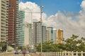 Modern Buildings Cityscape Scene Natal Brazil Royalty Free Stock Photo