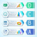 Modern business charts and graphs vector illustration eps contains transparencies Stock Photo