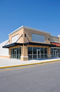 Modern Commercial Building Royalty Free Stock Photo