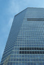 Modern Commercial Skyscraper Stock Images