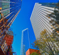 Modern corporate architecture Royalty Free Stock Photo