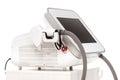 Modern cosmetology equipment for laser skin care