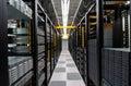 Stock Image Modern datacenter